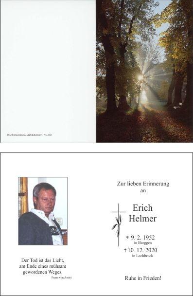 Erich Helmer