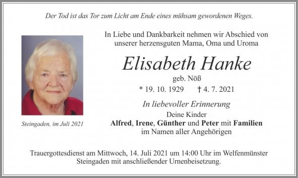 Elisabeth Hanke
