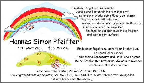 Hannes Simon Pfeiffer