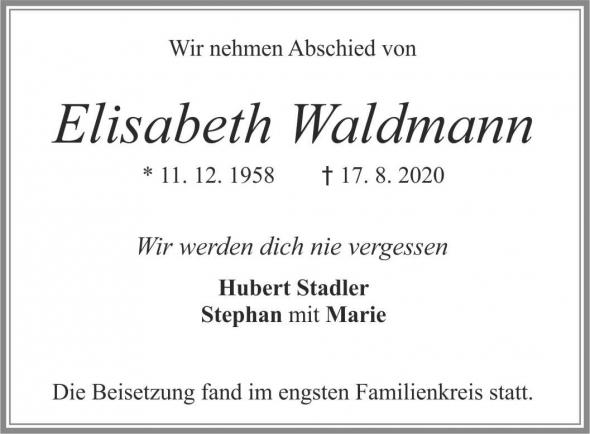 Elisabeth Waldmann