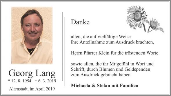 Georg Lang