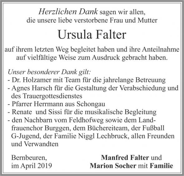 Ursula Falter