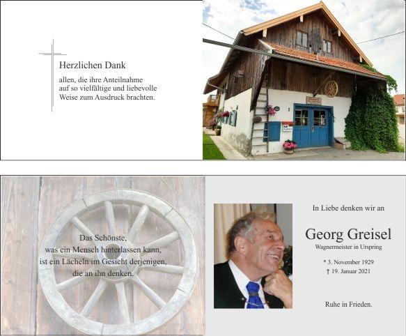 Georg Greisel