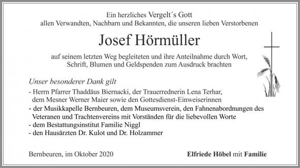 Josef Hörmüller