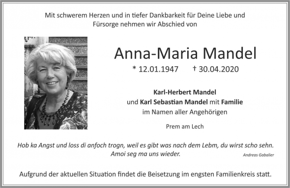 Anna-Maria Mandel