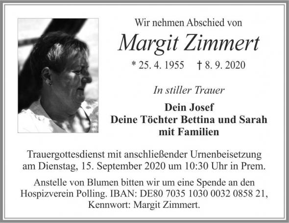 Margit Zimmert